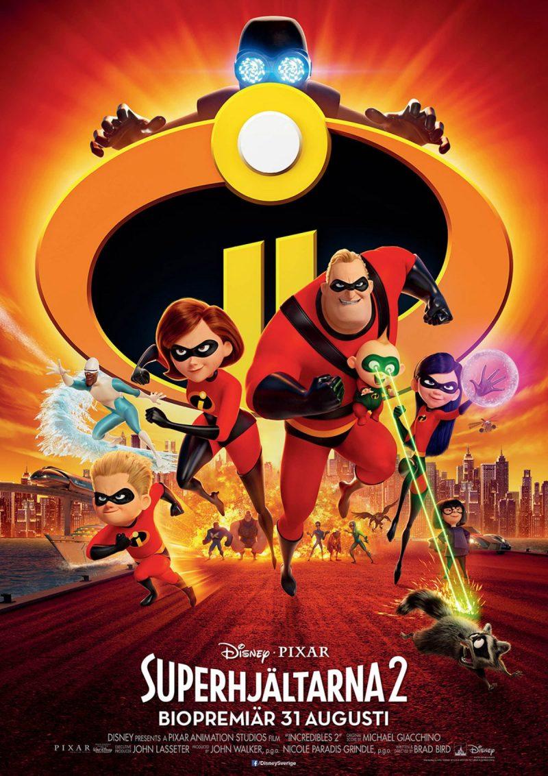 superhjältarna 2, disney