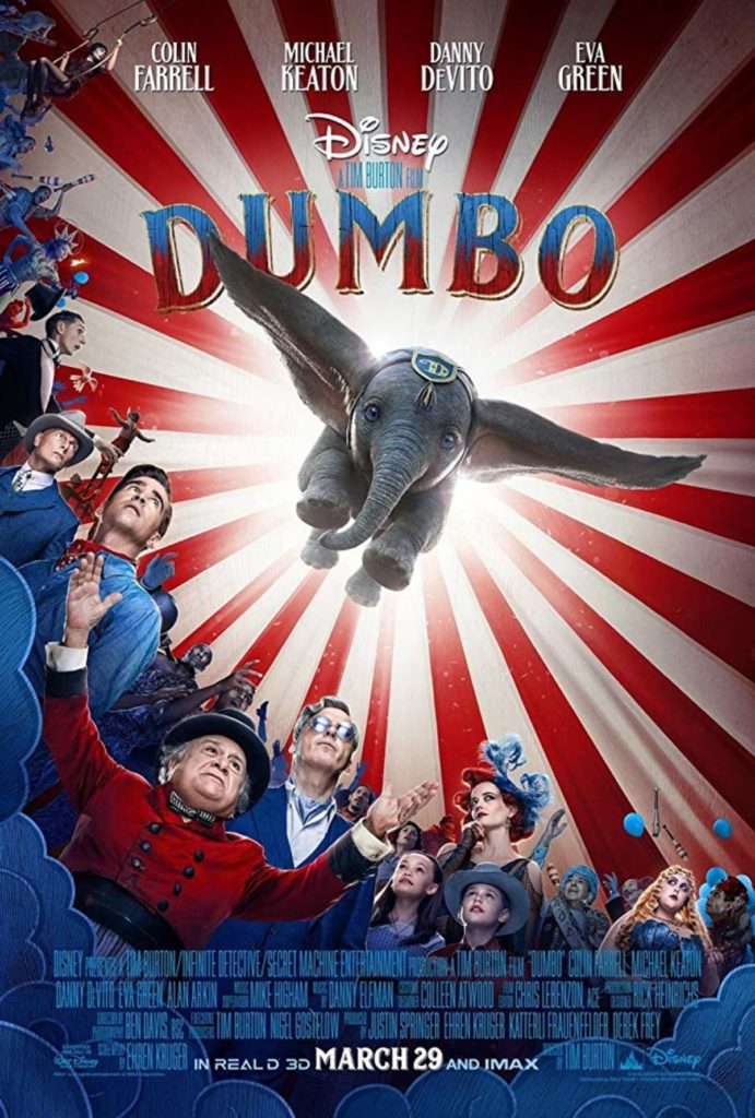 Dumbo på Borrby Bio