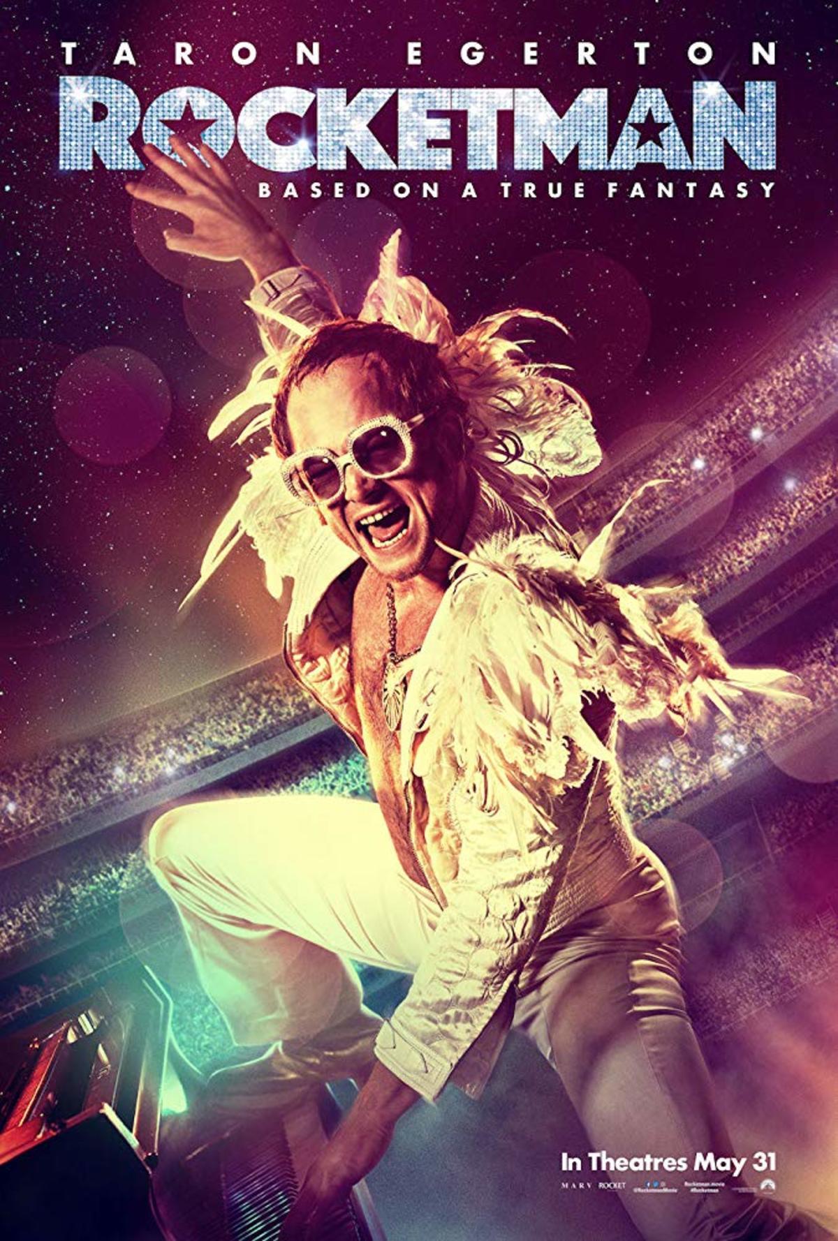 Rocketman - filmen om Elton John