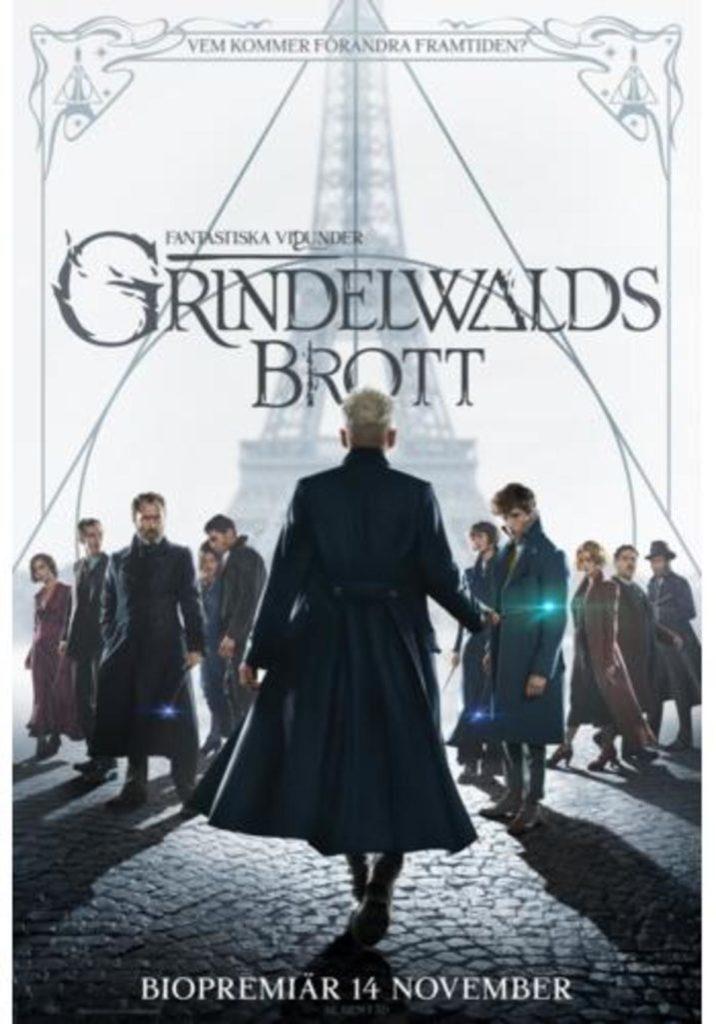 Fantastiska vidunder Grindelwalds brott