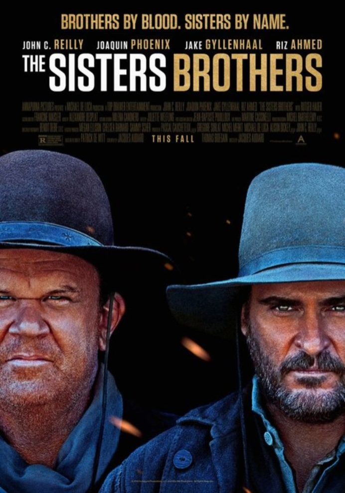 The sisters brothers på Borrby Bio